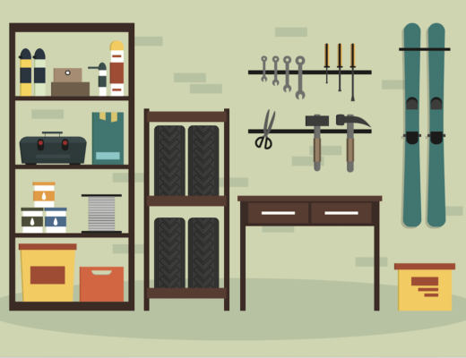 garage makeover, garage organization tips
