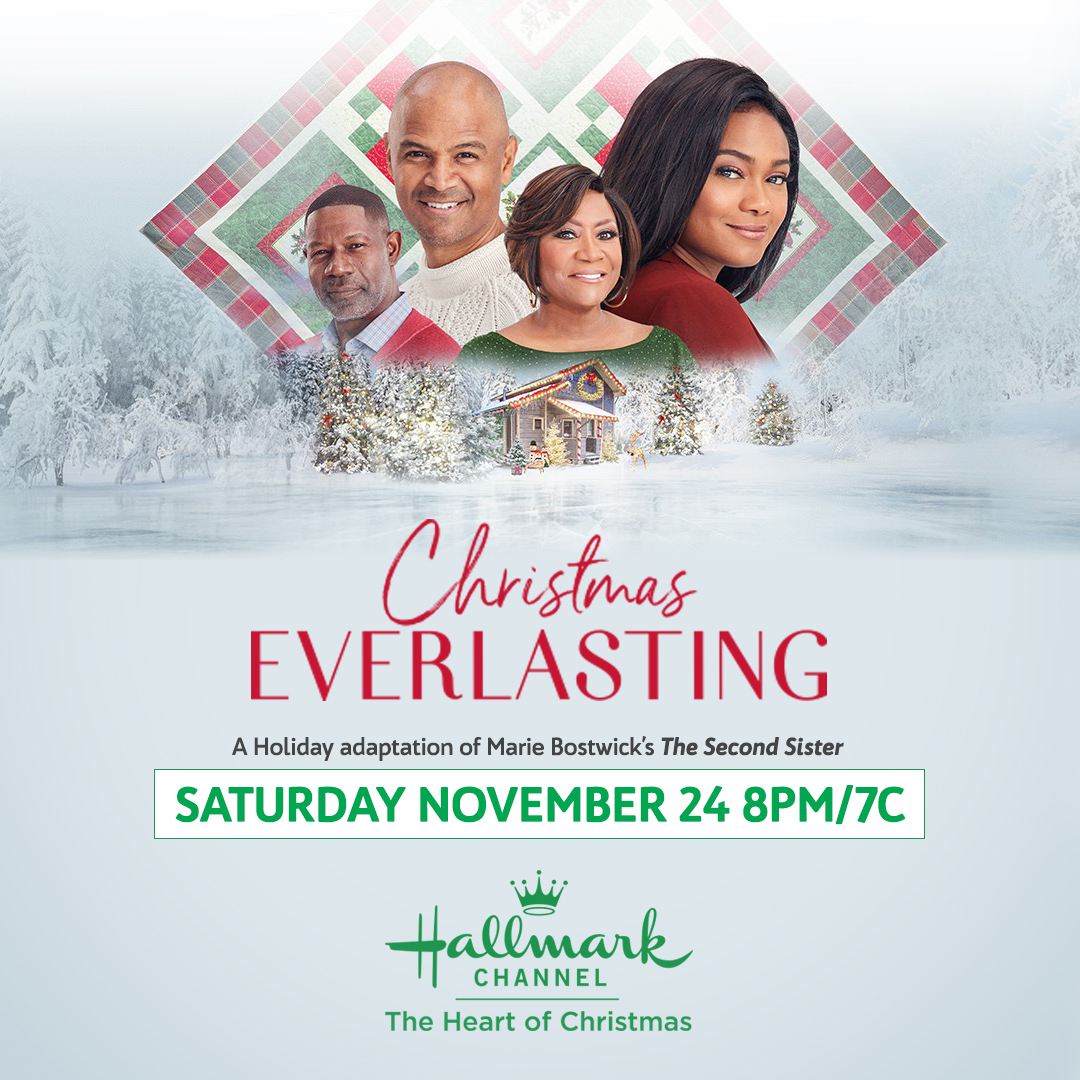 Christmas Everlasting.You Re Invited Join Me For A Virtual Premiere Watch Party